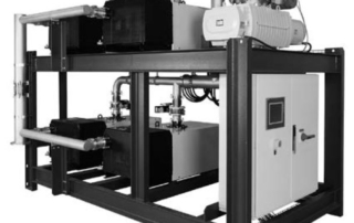 Sisteme de vid cu pompe Roots